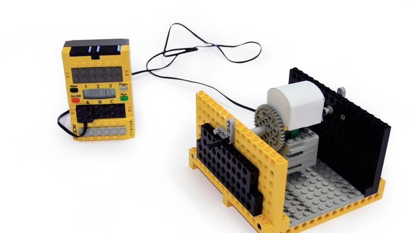 Lego Mindstorms prototype