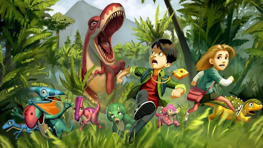 Animanca dinosaurs